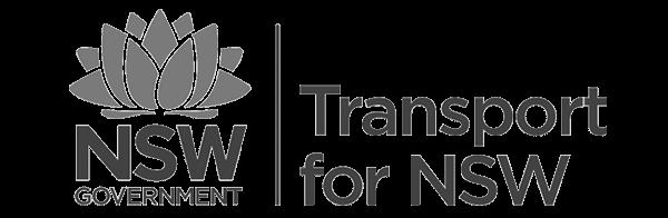 Image of NSW Transport logo